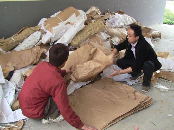 职废物纸制作方法过程图解